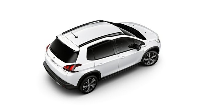 Demonstrator, Demo, Near New Peugeot 2008 GT-Line, Nambour, 2017 Peugeot 2008 GT-Line A94 MY17 Wagon