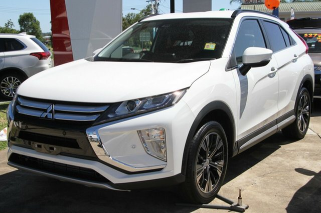Demonstrator, Demo, Near New Mitsubishi Eclipse Cross LS 2WD, Toowong, 2017 Mitsubishi Eclipse Cross LS 2WD Wagon