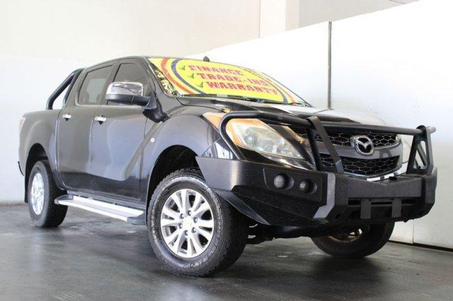 Used Mazda BT-50 GT (4x4), Underwood, 2011 Mazda BT-50 GT (4x4) Dual Cab Utility