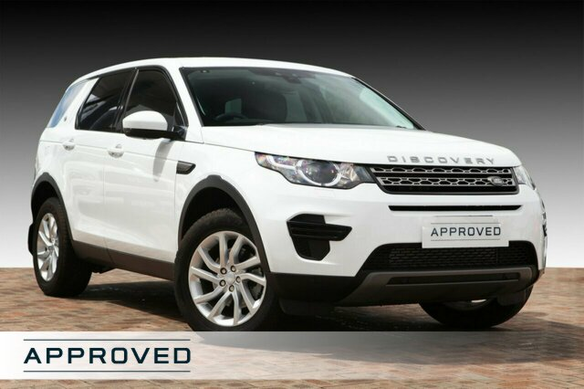 Used Land Rover Discovery Sport Si4 SE, Osborne Park, 2017 Land Rover Discovery Sport Si4 SE Wagon