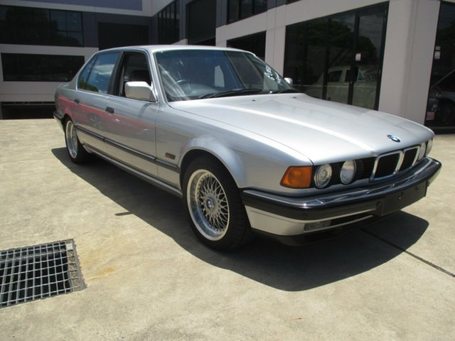 Used BMW 740il, Capalaba, 1993 BMW 740il Sedan