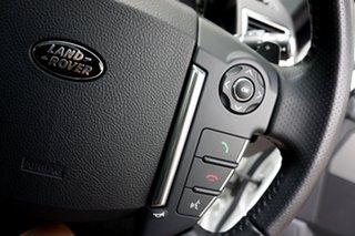 2012 Land Rover Range Rover Sport SDV6 CommandShift Luxury Wagon.
