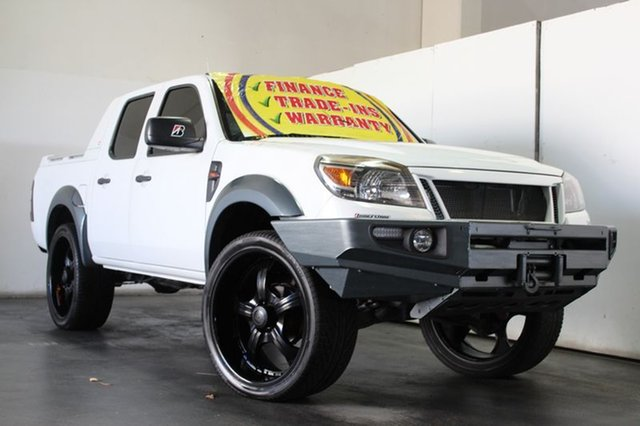 Used Ford Ranger XL (4x4), Underwood, 2009 Ford Ranger XL (4x4) Dual Cab Pickup