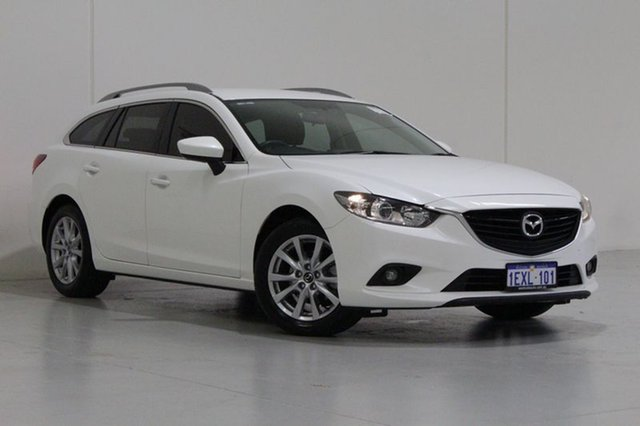 Used Mazda 6 Sport, Bentley, 2015 Mazda 6 Sport Wagon
