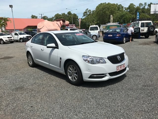 Used Holden Commodore Evoke, Winnellie, 2015 Holden Commodore Evoke Sedan