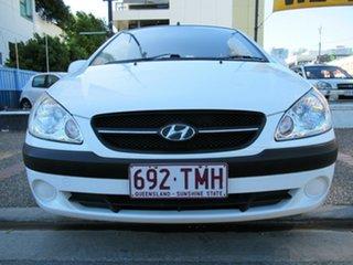 2009 Hyundai Getz SX Hatchback.