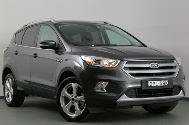 Used Ford Escape Trend PwrShift AWD, Narellan, 2017 Ford Escape Trend PwrShift AWD SUV