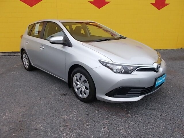 Discounted Used Toyota Corolla Ascent S-CVT, Winnellie, 2016 Toyota Corolla Ascent S-CVT Hatchback