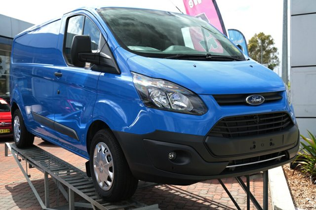 Discounted New Ford Transit Custom 340L Low Roof LWB, Narellan, 2017 Ford Transit Custom 340L Low Roof LWB Van