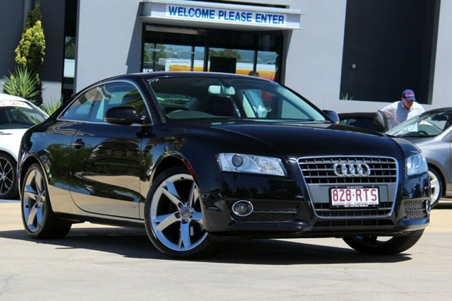 Used Audi A5 Multitronic, Moorooka, Brisbane, 2011 Audi A5 Multitronic Coupe