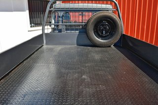 2009 Land Rover Defender Cab Chassis.