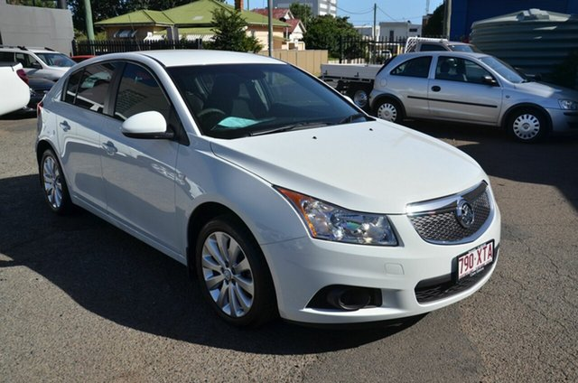 Used Holden Cruze CD, Toowoomba, 2012 Holden Cruze CD Hatchback