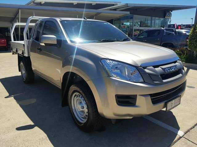 Discounted Used Isuzu D-MAX SX Space Cab, Yamanto, 2015 Isuzu D-MAX SX Space Cab Cab Chassis