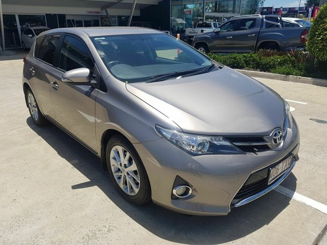Discounted Used Toyota Corolla Ascent Sport S-CVT, Yamanto, 2014 Toyota Corolla Ascent Sport S-CVT Hatchback