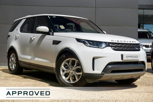 Demonstrator, Demo, Near New Land Rover Discovery Td4 SE, Geelong, 2017 Land Rover Discovery Td4 SE Wagon