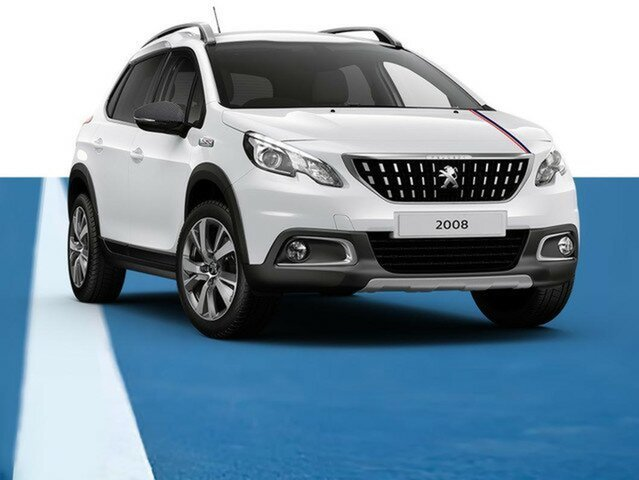 New Peugeot 2008 Allure, Nambour, 2017 Peugeot 2008 Allure A94 MY18 Wagon