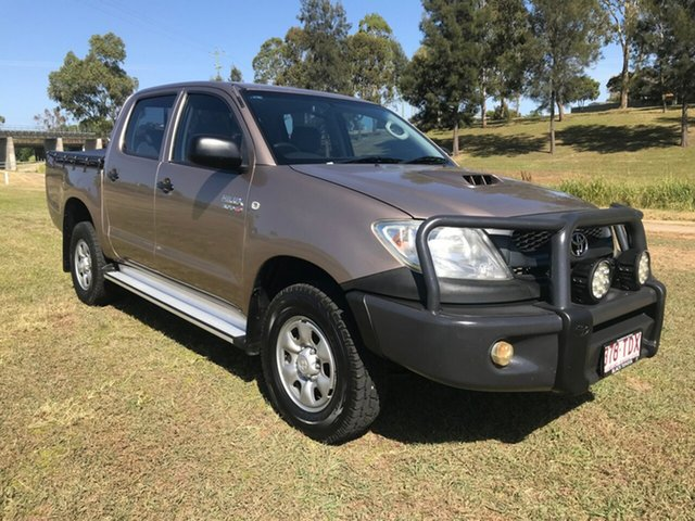 Discounted Used Toyota Hilux SR, 2010 Toyota Hilux SR Dual Cab