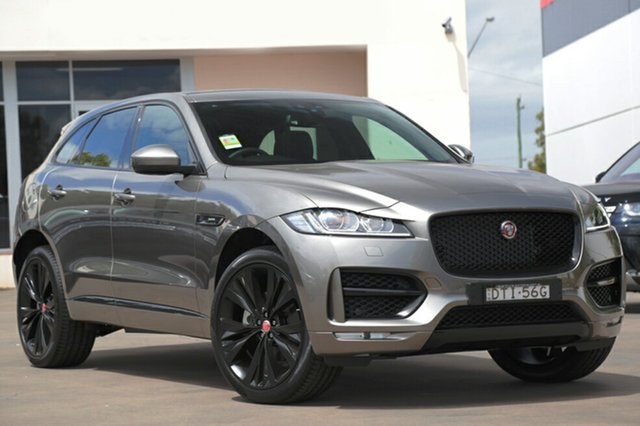 Demonstrator, Demo, Near New Jaguar F-PACE, Southport, 2017 Jaguar F-PACE