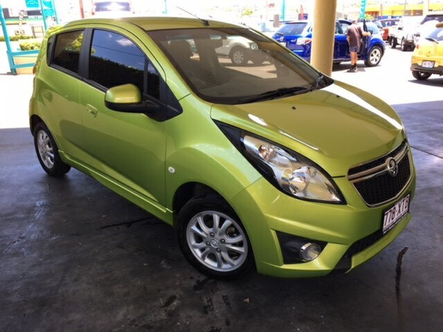 Used Holden Barina Spark CD, Toowoomba, 2012 Holden Barina Spark CD Hatchback