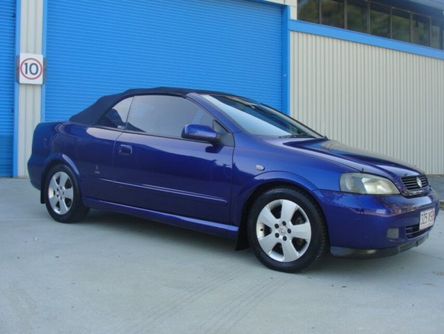 Used Holden Astra Limited Edition, Ashmore, 2004 Holden Astra Limited Edition Convertible