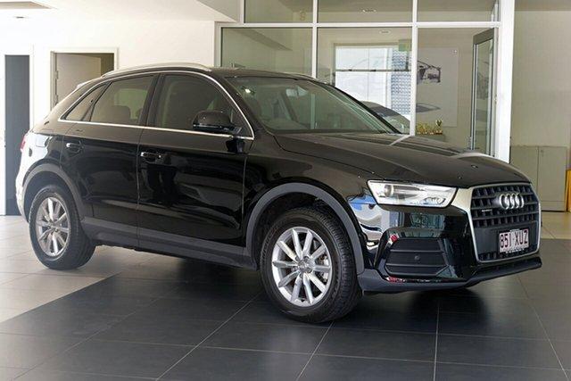 Used Audi Q3 TDI S tronic quattro, Southport, 2016 Audi Q3 TDI S tronic quattro Wagon