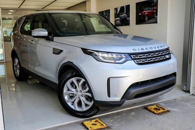 New Land Rover Discovery SD4 SE, Brookvale, 2017 Land Rover Discovery SD4 SE Wagon