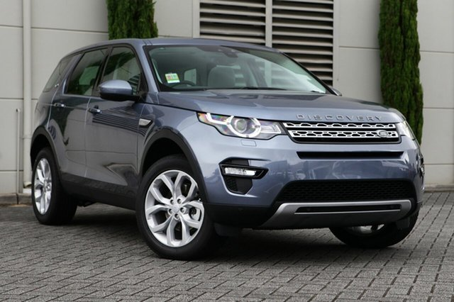 Demonstrator, Demo, Near New Land Rover Discovery Sport TD4 110kW HSE, Cannington, 2018 Land Rover Discovery Sport TD4 110kW HSE Wagon