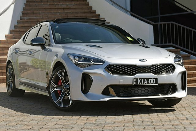 Demonstrator, Demo, Near New Kia Stinger GT Fastback, Southport, 2017 Kia Stinger GT Fastback Sedan