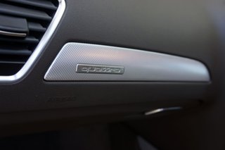 2013 Audi A4 S tronic quattro Sedan.