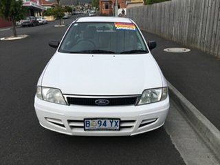 2001 Ford Laser LXI Hatchback.