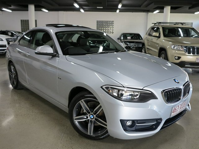 Used BMW 220D Sport Line, Albion, 2014 BMW 220D Sport Line Coupe