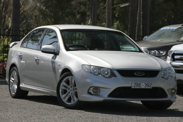 Used Ford Falcon XR6, Beaudesert, 2009 Ford Falcon XR6 Sedan