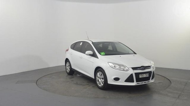 Used Ford Focus Ambiente PwrShift, Altona North, 2014 Ford Focus Ambiente PwrShift Hatchback