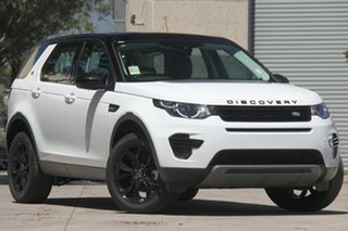 2017 Land Rover Discovery Sport SI4 (177kW) SE 5 Seat Wagon.