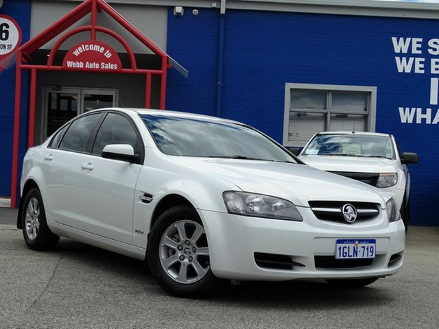 Discounted Used Holden Commodore Omega, Welshpool, 2010 Holden Commodore Omega Sedan