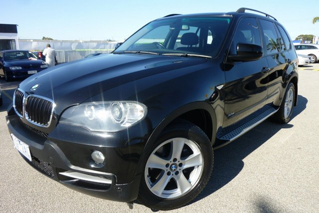 Used BMW X5 si Steptronic, Cheltenham, 2008 BMW X5 si Steptronic Wagon