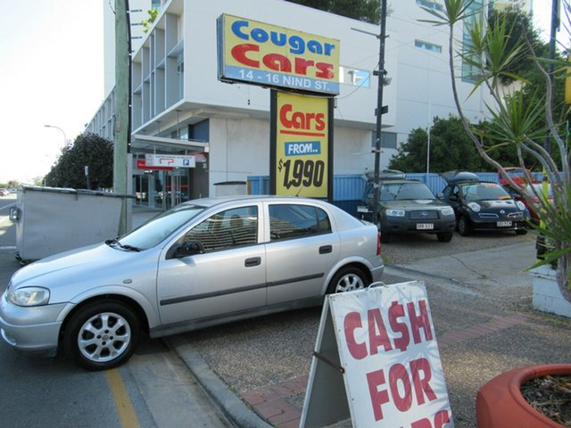 Used Holden Astra Equipe, Southport, 2003 Holden Astra Equipe Hatchback