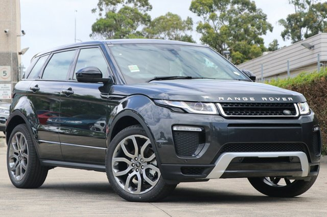 Discounted Land Rover Evoque TD4 (110KW) SE Dynamic, Concord, 2017 Land Rover Evoque TD4 (110KW) SE Dynamic Wagon