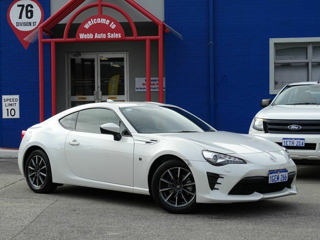 Used Toyota 86 GT, Welshpool, 2016 Toyota 86 GT Coupe