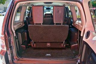 2007 Mitsubishi Pajero Exceed Wagon.