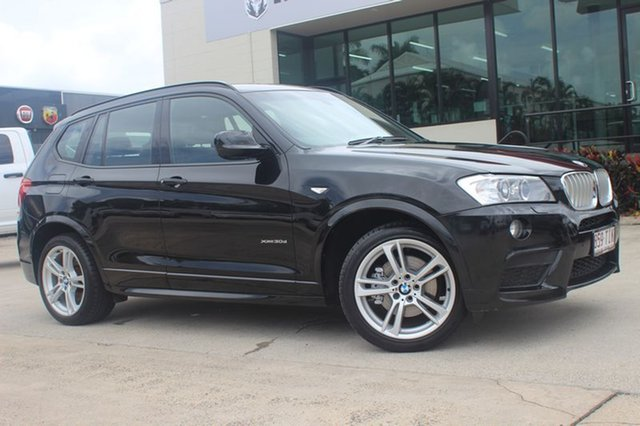Used BMW X3 xDrive30d Steptronic, Cairns, 2013 BMW X3 xDrive30d Steptronic Wagon