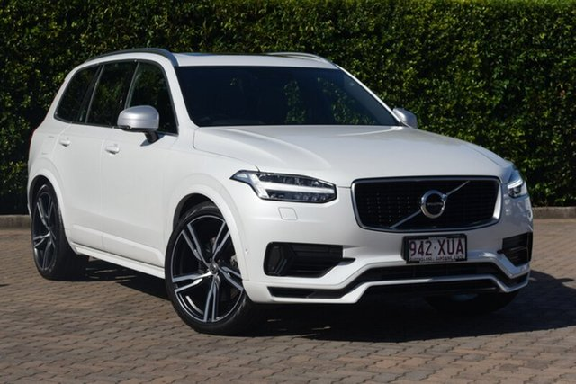 Discounted Used Volvo XC90 T8 Geartronic AWD R-Design, Southport, 2016 Volvo XC90 T8 Geartronic AWD R-Design SUV
