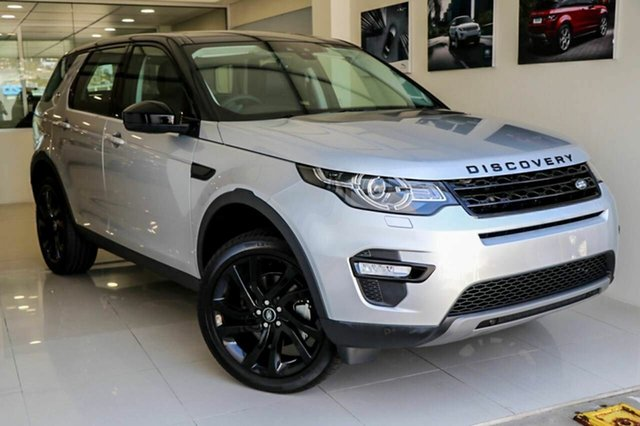 New Land Rover Discovery Sport TD4 110kW HSE, Brookvale, 2017 Land Rover Discovery Sport TD4 110kW HSE Wagon