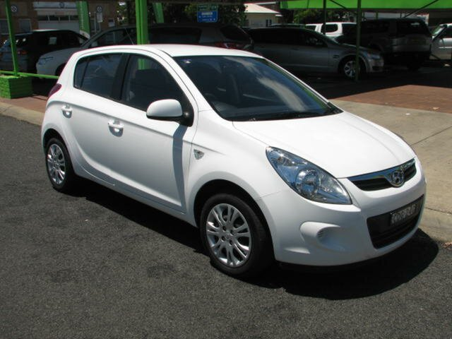 Used Hyundai i20 5 DOOR, Casino, 2011 Hyundai i20 5 DOOR Sedan