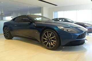 2017 Aston Martin DB11 Coupe.