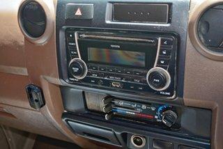 2012 Toyota Landcruiser GX Cab Chassis.