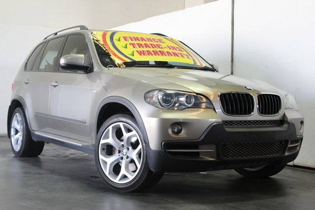 Used BMW X5 3.0D Executive, Underwood, 2008 BMW X5 3.0D Executive Wagon