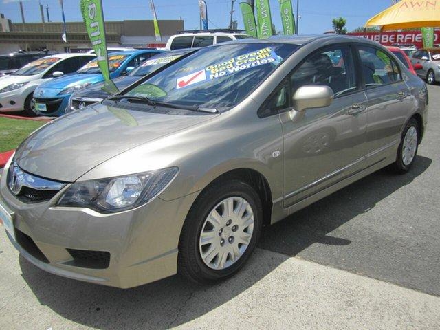Used Honda Civic, Capalaba, 2009 Honda Civic Sedan