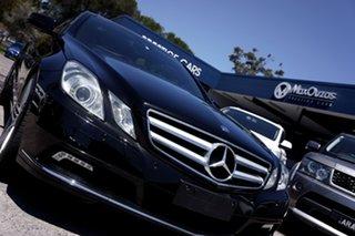 2010 Mercedes-Benz E350 Avantgarde 7G-Tronic Coupe.