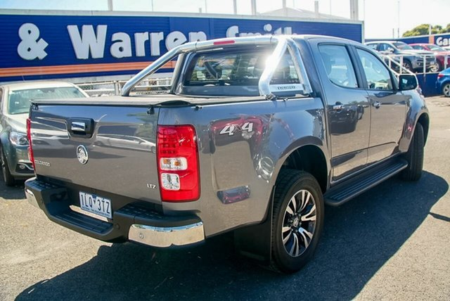 Used Holden Colorado LTZ (4x4), Oakleigh, 2016 Holden Colorado LTZ (4x4) RG MY17 Crew Cab Pickup